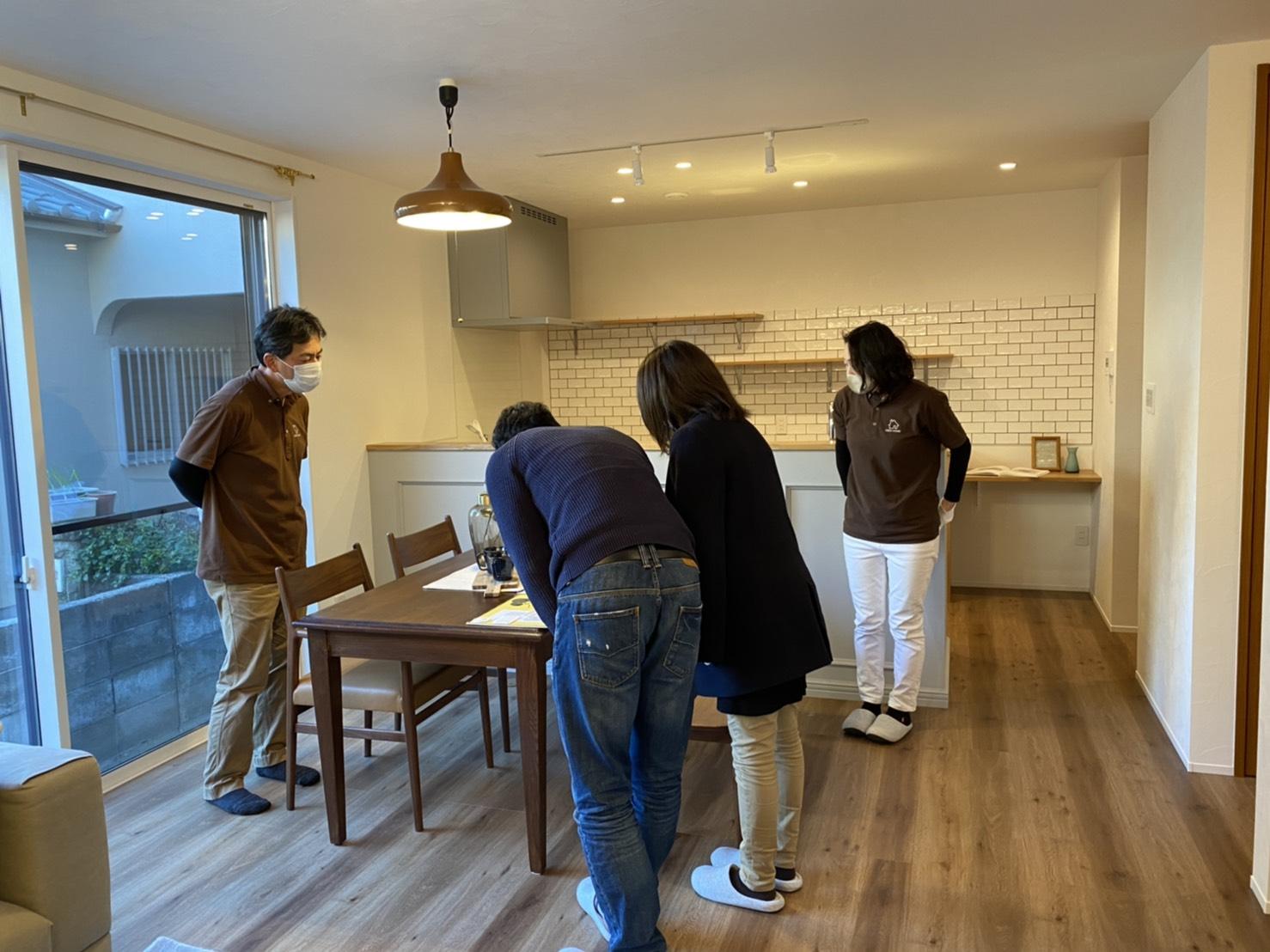 新築住宅・完成見学会